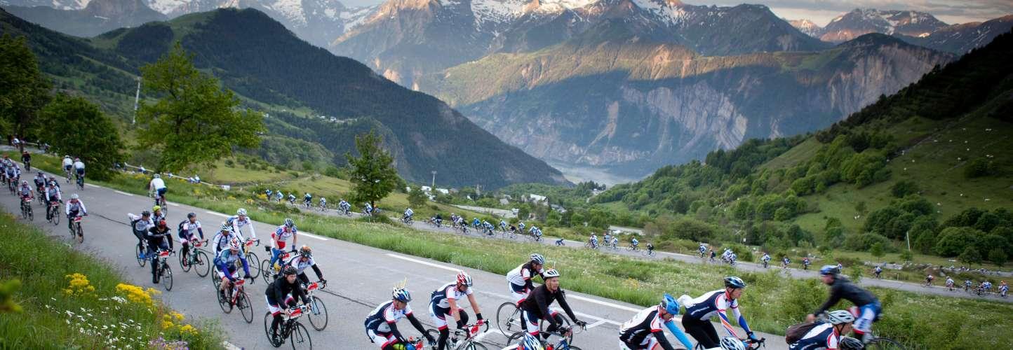 Alpe d'HuZes 2012